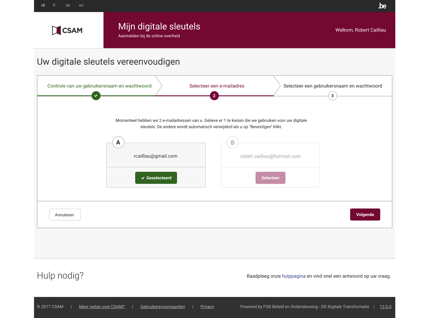 Fedict - Webdesign Antwerpen